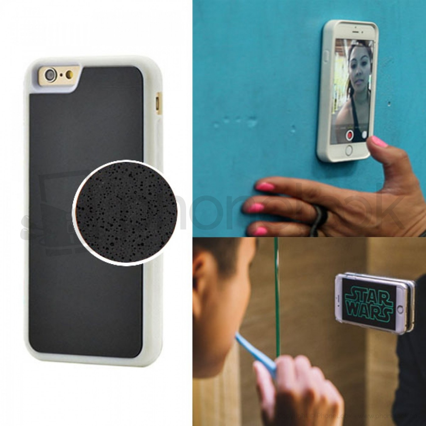 anti gravity coque iphone 6